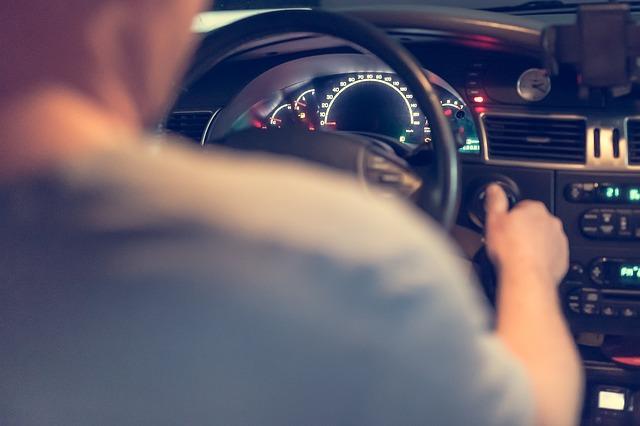 Způsob řízení auta