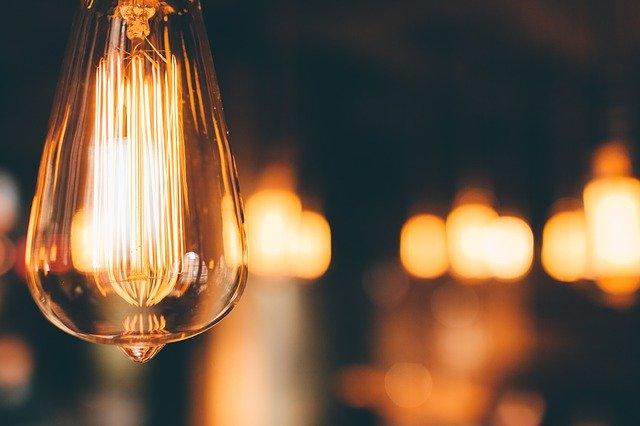 Závěsné osvětlení